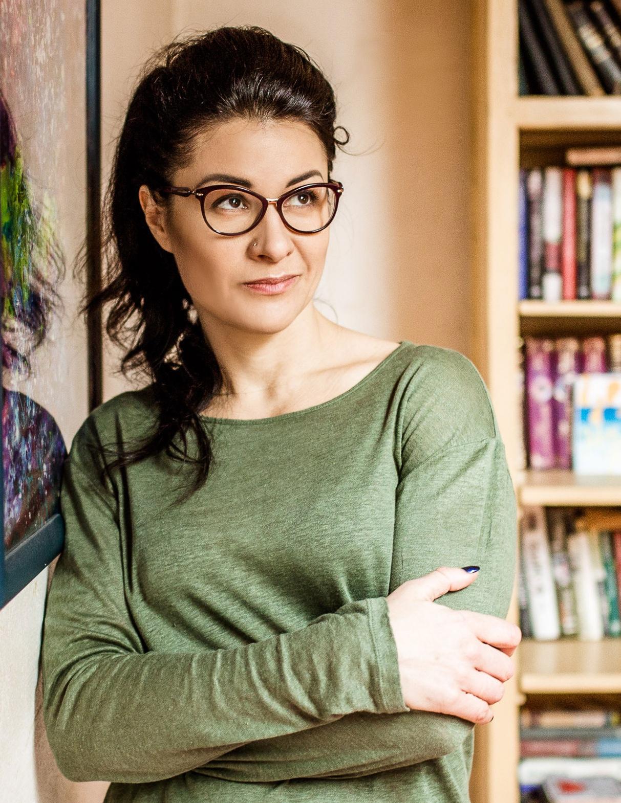 Психолог Елена Бренер